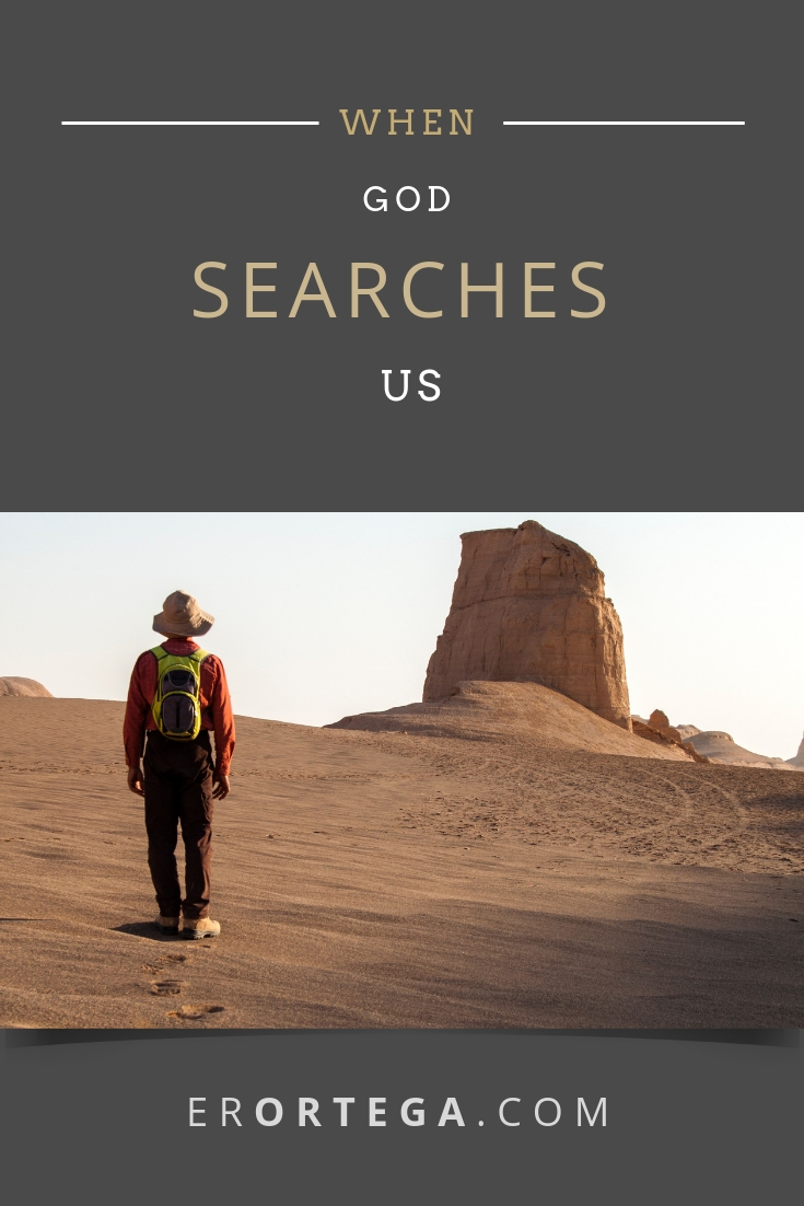 God knows us well, and he searches us. He knows our words and deeds and we can respond with utmost devotion to Him. What do you search for? Click to read full post.