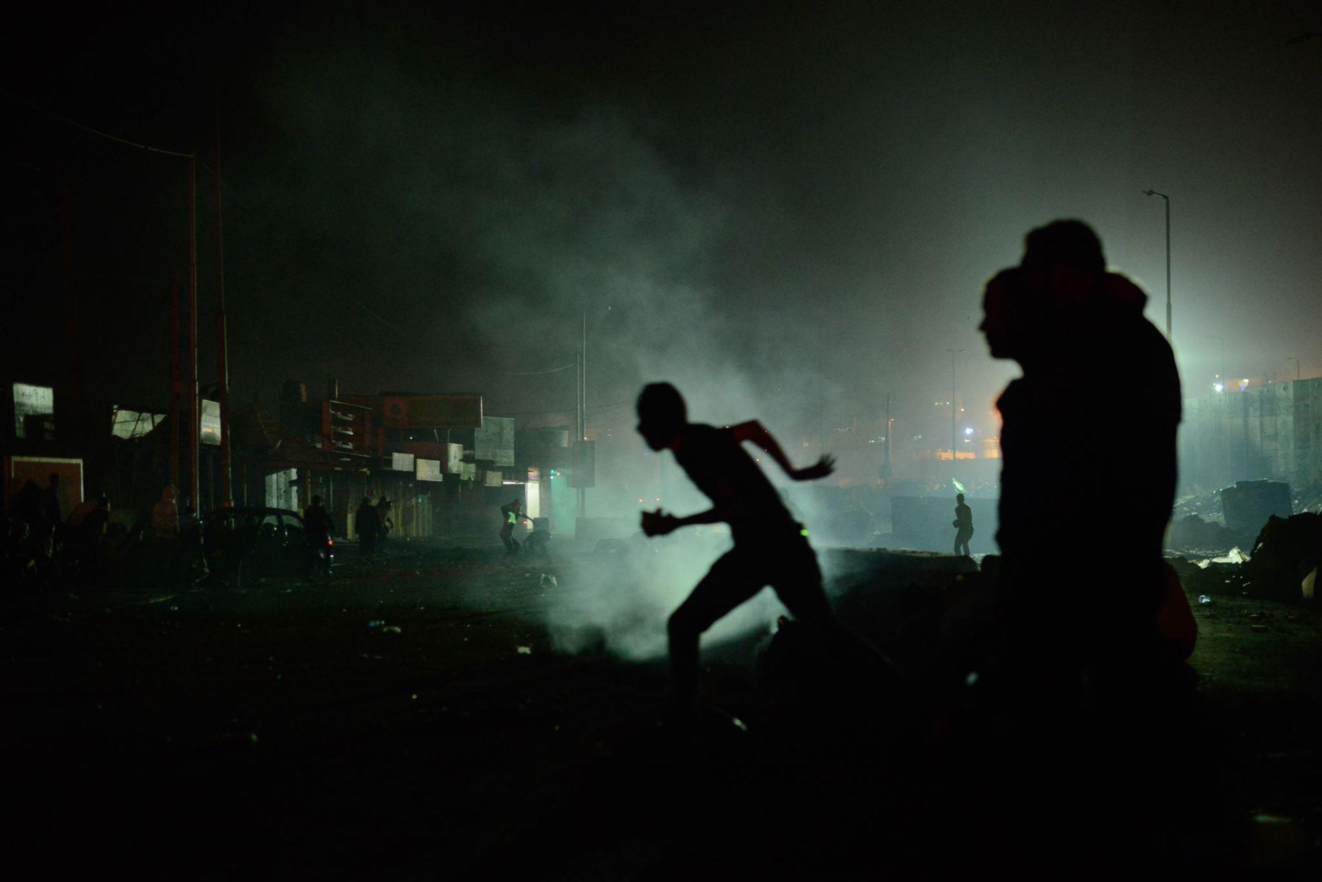 Shadows of Palestine