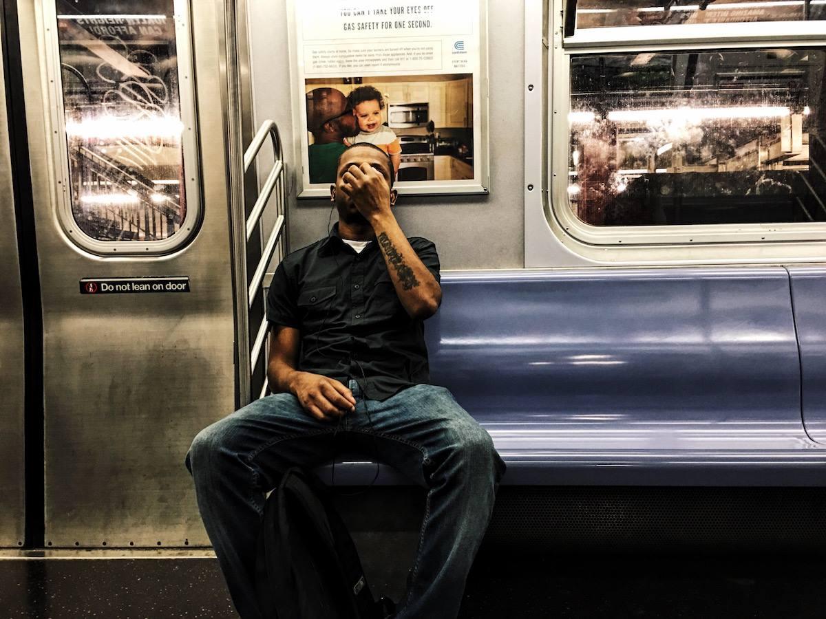 Subway Through My Eyes