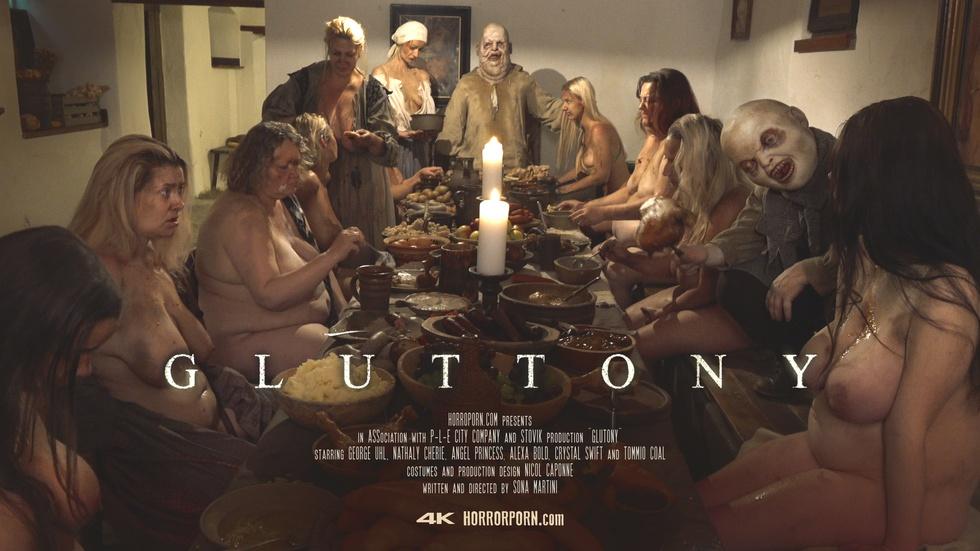 Horror Porn: Gluttony - Trailer