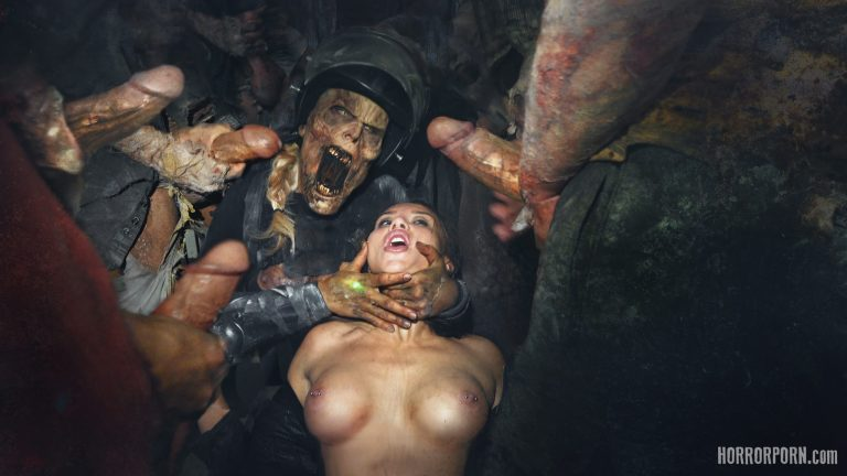 Horror Porn: HORRORPORN - Zombie - Strike: The Final Chapter 2