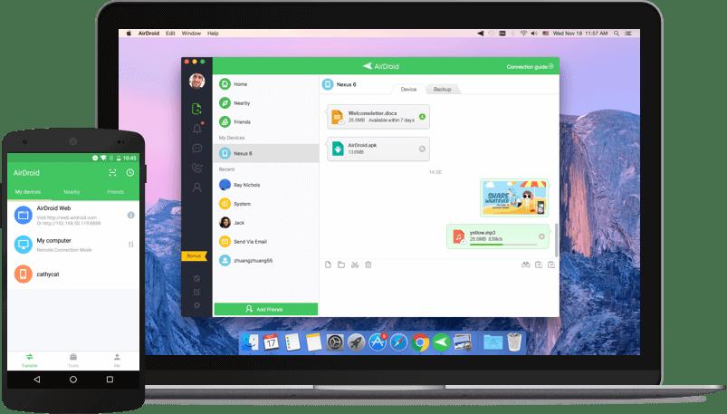 [Best App] – Airdroid