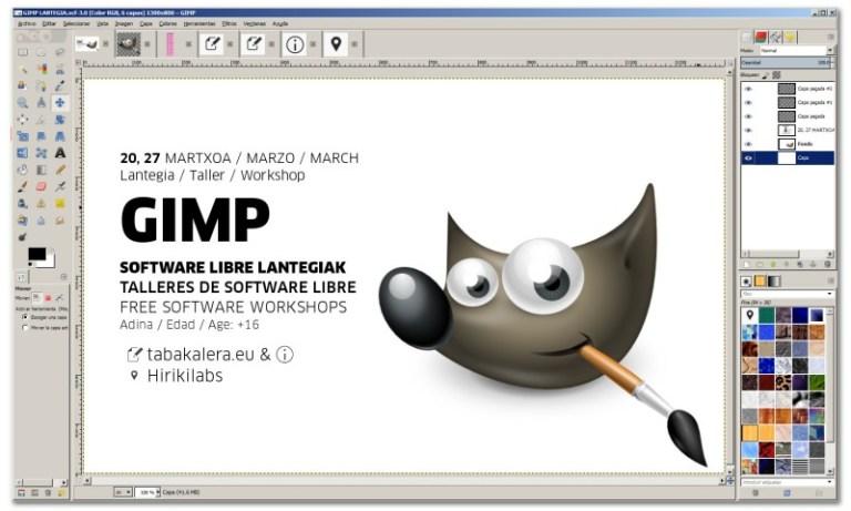 Gimp Open Source