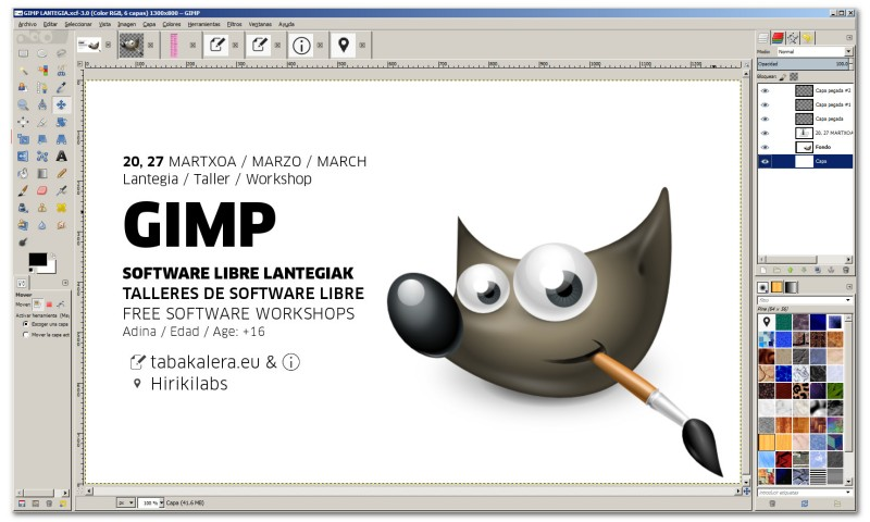 Gimp Open Source