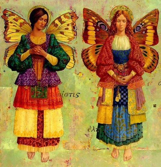 Две сестры: философия и поэзия