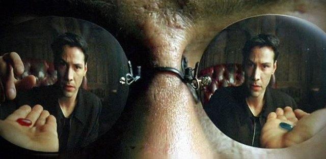 «Матрица» (1999) и выбор красной таблетки