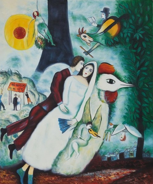 chagall-the-bridal-pair-with-the-eiffel-tower