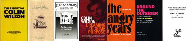 WILSON Colin - angry-years