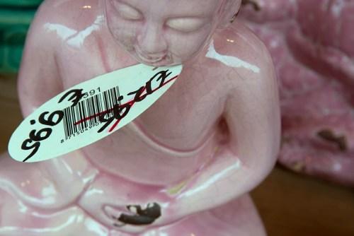 pink buddha S