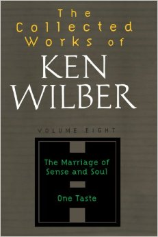 Восьмой том собрания сочинений Кена Уилбера