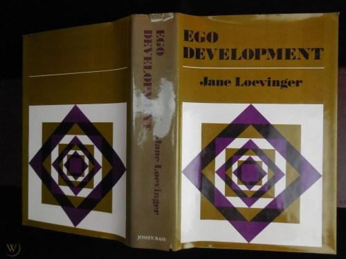 Джейн Лёвинджер, «Развитие эго: Концепции и теории» (1976)