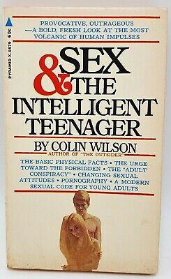 Колин Уилсон, «Секс и разумный тинейджер» (Sex and the Intelligent Teenager)