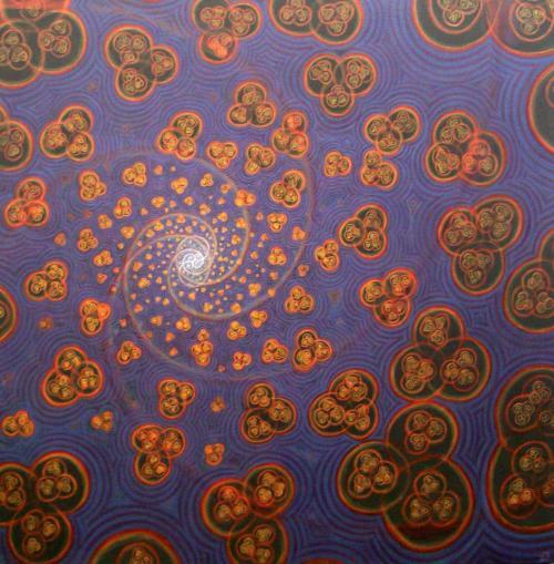 © James Moss (metamorphoptics), «Осцилляции — трансформация истока» (Origin Oscillation-Transformation, 2010)