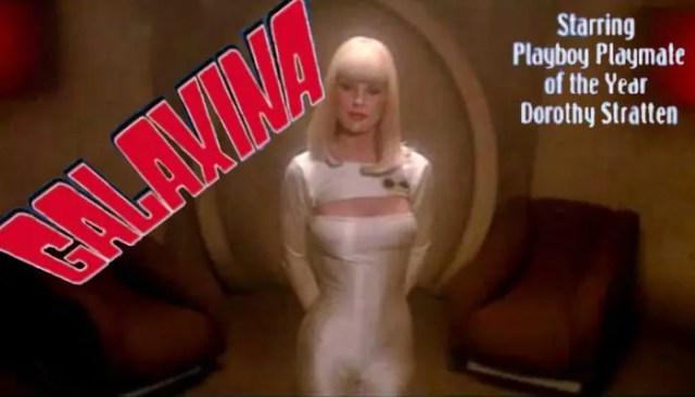 Galaxina (1980) watch online