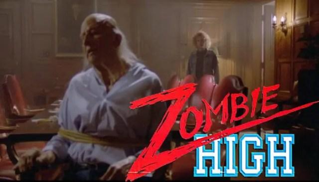 Zombie High (1987) watch online