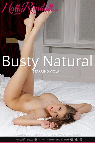 Viola – Busty Natural by Fred