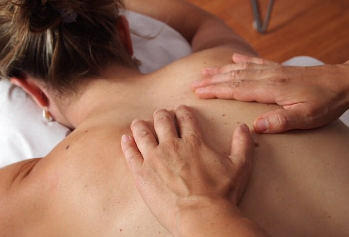 massage turns into sex