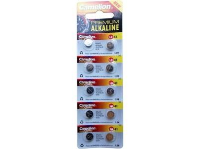 Pack 10 pilas AG3/ LR41 1.5V Panasonic