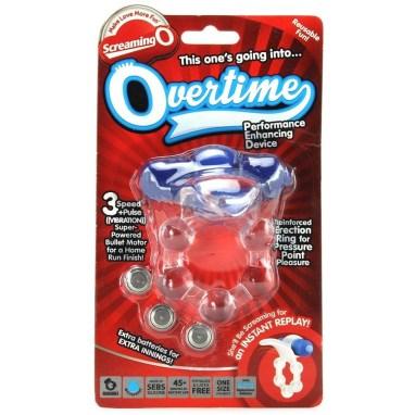 Anillo Overtime Screaming O