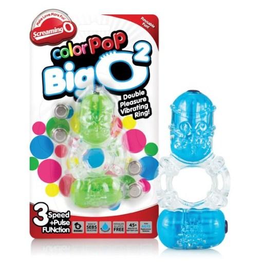 Anillo Big O Color Pop Screaming O