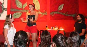 Shows Especiales Erotic and Chic