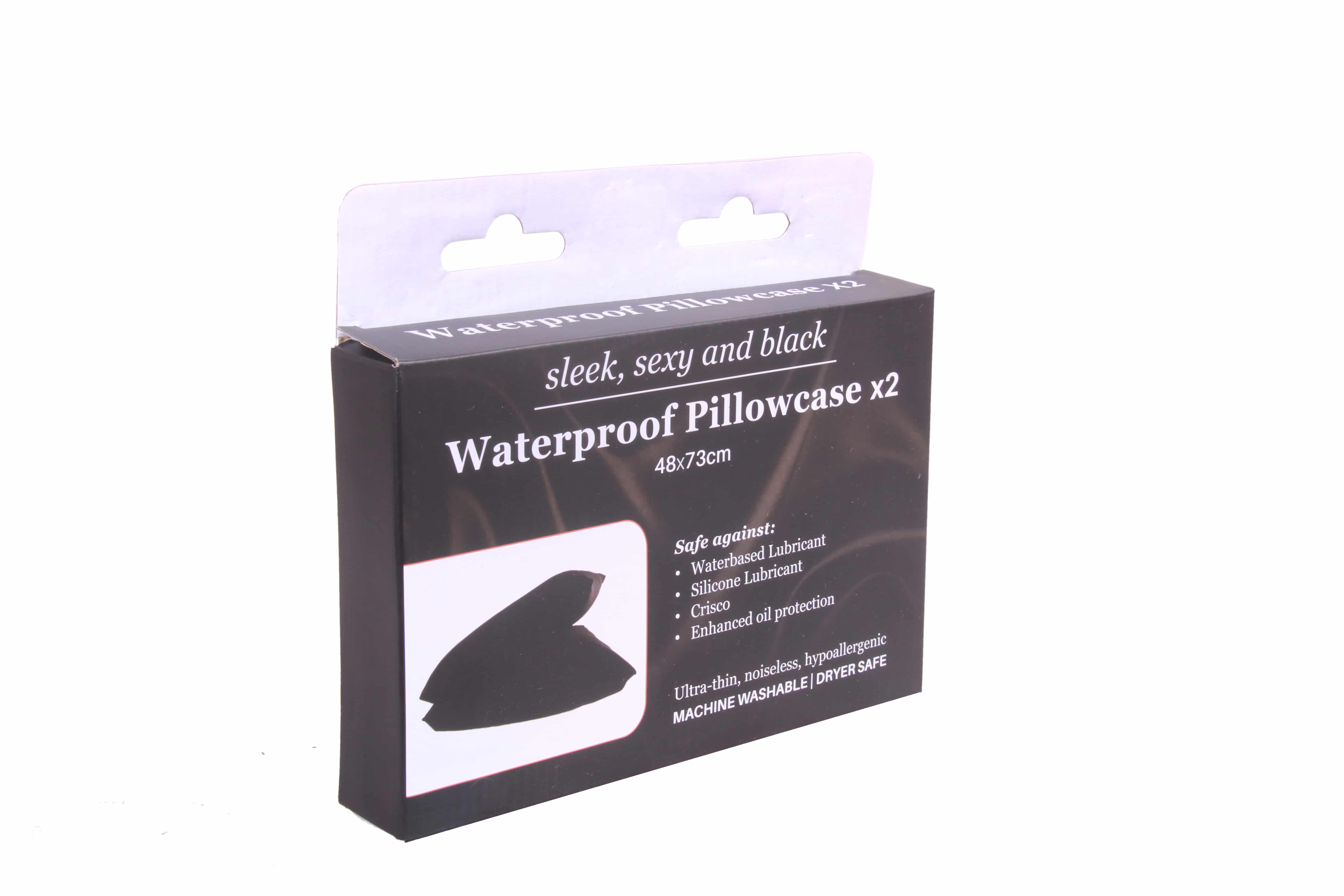 Eroticgel Pillowcase Waterproof Front Box Angle