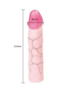 Realistik Penis Uzatıcı Kılıf ve Prezervatif