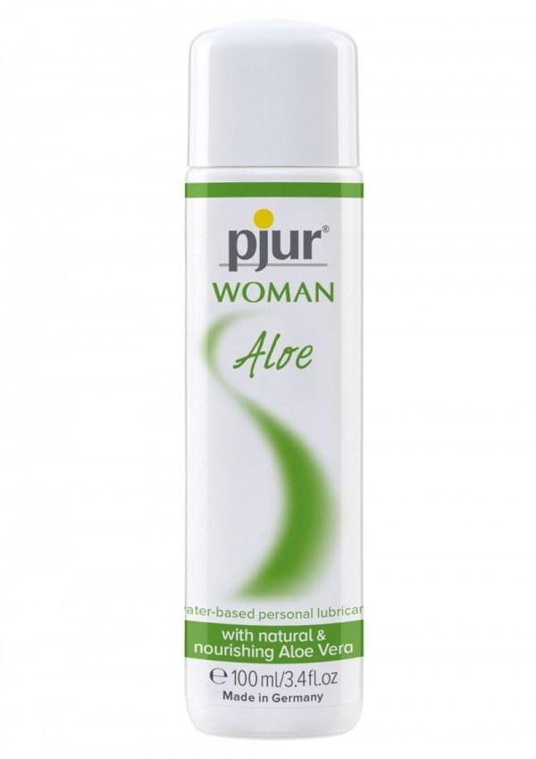 Pjur glijmiddel waterbasis Woman Aloe 100ml