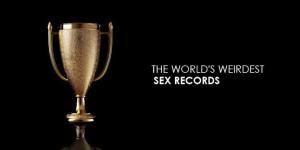 De vildeste og forunderlige sexrekorder fra hele verden.