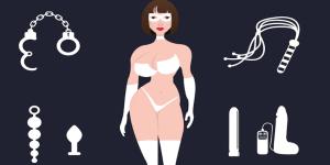 Få hjælp til at købe det rigtige produkt til din BDSM partner