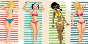 Få skjult orgasme på strandturen med eller uden partner