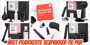 Årets frækkeste pakkeleg til legesyge par – SET PÅ TV!