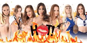 Få verdens frækkeste stripper med hjem i privaten – helt anonymt!
