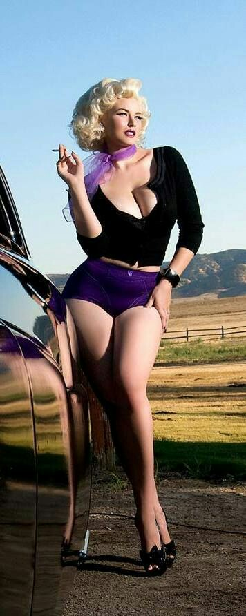 Todays pinup #sexy #pinup #vintage