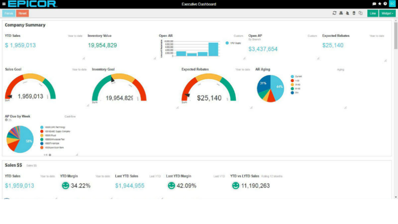 Epicor delivers data analytics for cloud ERP  erpinnews