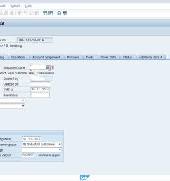 sales data in sap sd contract header [ 1365 x 726 Pixel ]