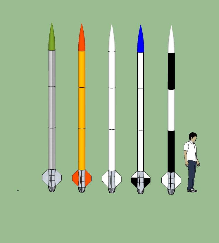 Paint scheme comparisons