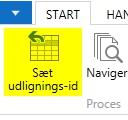KrediteringSalgsfaktura_SætUdlignID C5/NAV