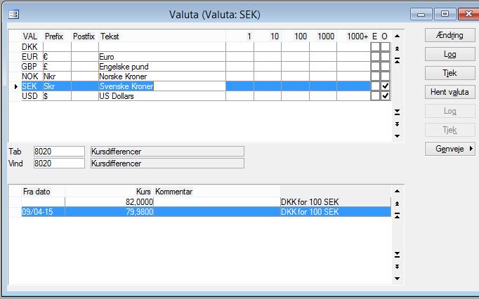 Valuta_Valuta oversigt_C5