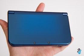 new 3DS XL w dłoni