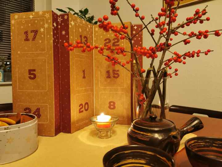 Review: Waiting for Christmas with a Teapigs tea advent calendar