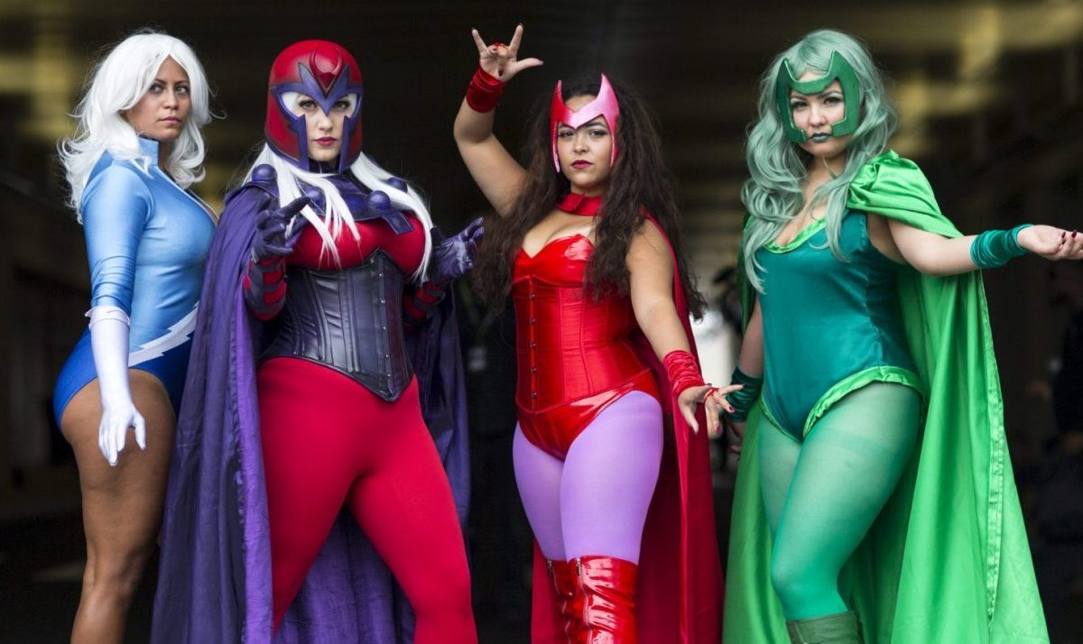 Geek Culture is Mainstream, But Geek Girls Remain Left Behind