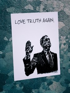 Truth Is Not Truth Erraticus Image by Jon Tyson