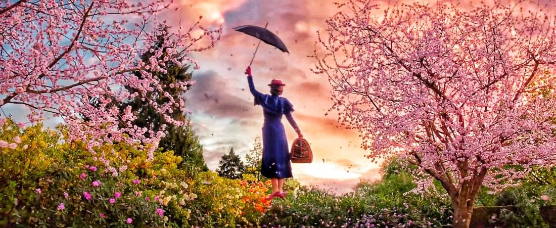 Mary Poppins as the Bodhisattva Ideal Erraticus Image Walt Disney Studios