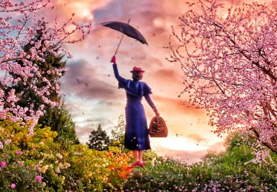 Mary Poppins as the Bodhisattva Ideal Erraticus Image Walt Disney Studios