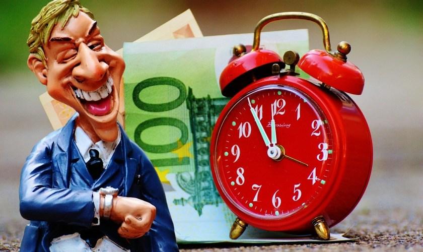 Tempo ou Dinheiro?