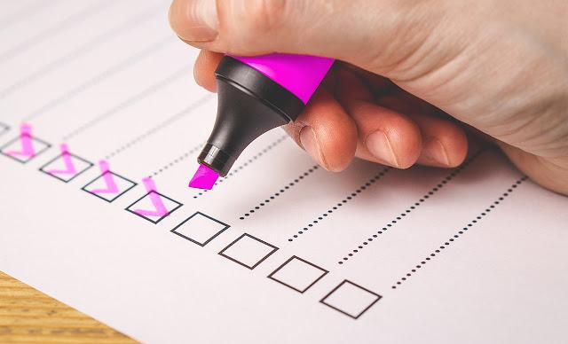 como fazer uma lista de tarefas
