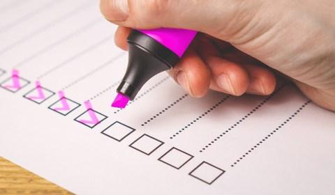 Como criar uma lista de tarefas