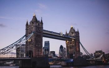 Londres: 4 dias sem chuva