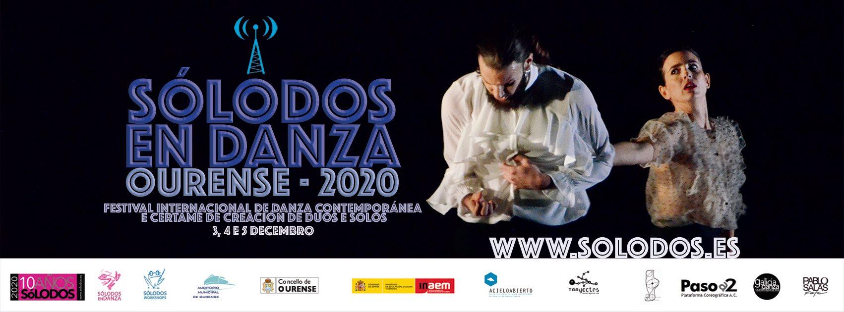 SóLODOS en Danza 2020